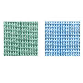 STRONG MAN SBN-324 DEBRIS NETTING, 4 FT W X 150 FT L, HDPE, BLUE/GREEN, 1/16 IN MESH