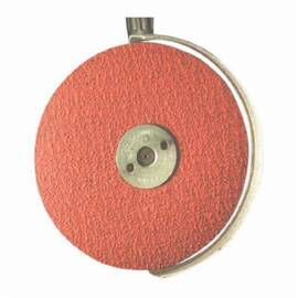 SAIT® Saitech™ 51372 High Performance Premium Closed Coated Abrasive Disc, 7 In Dia, 7/8 In, 24/Extra Coarse, 9S Ceramic Aluminum Abrasive