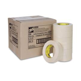 3M™ Scotch® 233 Automotive Refinish Masking Tape
