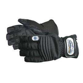 SNOWFORCE™ SNOW388VM SNOW388V GENERAL PURPOSE GLOVES, COLD WEATHER, M, CLARINO® PVC PALM, CLARINO® PVC/KEVLAR®, GAUNTLET CUFF, RESISTS: ABRASION, HARD KNOCKS, PUNCTURE, SCRAPES AND WATER