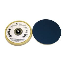 3M™ Stikit™ 051131-05546 Regular Soft Density Disc Backup Pad 6 In Dia 5