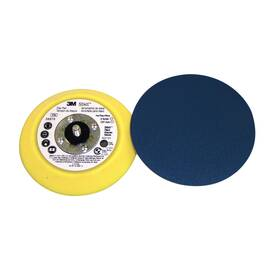 3M™ Stikit™ 051144-05575 Medium Density Regular Disc Backup Pad 5 In Dia