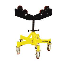 Sumner Max-Jax 2 Kit, 4 to 36 in Pipe, 4500 lb Load, 23 in Overall Height, 37-1/2 in Maximum Leg Spread