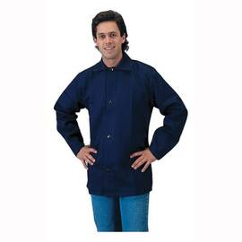 Tillman™ 6230B Flame Retardant Jacket, Westex® FR7A® Cotton, 30 in, Navy Blue