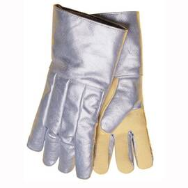 Tillman™ 992-Xl High Heat Gloves, Xl, Flextra® Palm, Aluminized Carbon Kevlar®