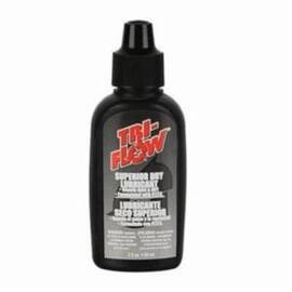 TRI-FLOW® TF21013 NON-AEROSOL SUPERIOR DRY LUBRICANT, 2 OZ BOTTLE, LIQUID, BROWN, 0.78