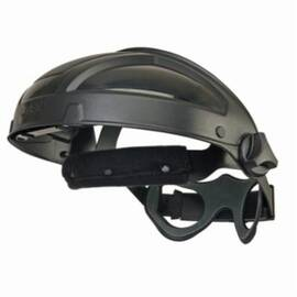 Uvex® By Honeywell S9500 Ratchet Headgear, Black, Nylon, For Use With Uvex® Turboshield™ Face Protection System