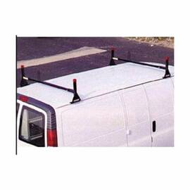 Weather Guard® 216-3 All Purpose Roof Rack, 70-1/2 In L X 8 In W, Brite White