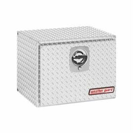 Weather Guard® 627-0-02 Compact Short Underbed Box, 18 In H X 18 In W X 24-1/8 In D, 4.3 Cu-Ft, Clear