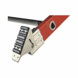 Werner® D6210-1 D6200-1 Type Ia Duty Single Section Straight Ladder, 8 Ft H X 19 In W, 300 Lb Load, 10 Ft Top Step, Fiberglass