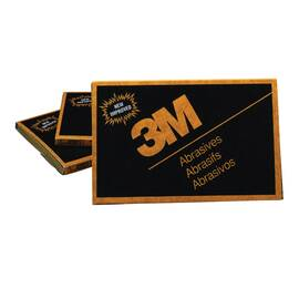 3M™ Wetordry™ Imperial™ 051131-02022 2022 Waterproof Coated Sanding Sheet 5-1/2 X 9 P1200