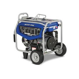 Yamaha EF5500DE Brushless Dual Voltage AC Generator, 120/240 VAC, 44/22.9 A, 5500 W, OHV Engine