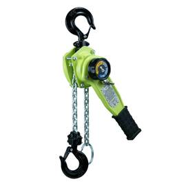 AMH™ LA032-15U Lever Hoist, 3.2 ton, 15 ft Lift, USA Chain