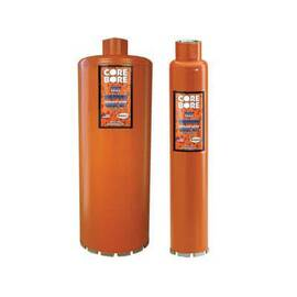 "Core Bore® 3/4"" Heavy Duty Orange Core Bit BH750 HOL"