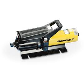 Enerpac® PA133, Air Hydraulic Pump, 36 cu-in Usable Oil, 8 cu-in/min Oil Flow at 10,000 Psi