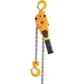 Lb015-5 1-1/2 Ton Chain Lever Hoist 5' Lift Harrington