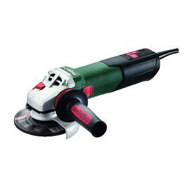 Metabo® 600398420 Electric Angle Grinder, 5 In Wheel, 5/8-11 Unc, 110 To 120 Vac/Vdc, 50 To 60 Hz (Bare Tool)