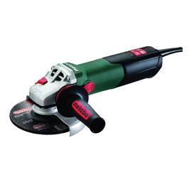 Metabo® 600464420 Electric Angle Grinder, 6 In Wheel, 5/8-11 Unc, 110 To 120 Vac (Bare Tool)