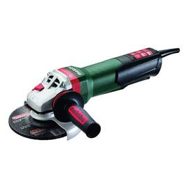 Metabo® 600552420 Electric Angle Grinder, 6 In Wheel, 5/8-11 Unc, 110 To 120 Vac (Bare Tool)