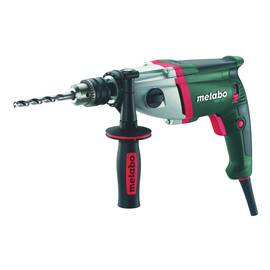 Metabo® 600863620 Hammer Drill, 1/32 To 1/2 In Geared/Keyed Chuck, 266 To 115 In-Lb Torque, 110/120 Vac, 50/60 Hz (Bare Tool)