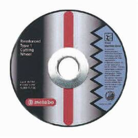 Metabo® 616727000 Type 27 A30R Portable Small Cut-Off Wheel 4-1/2 In X 3/32 X 7/8