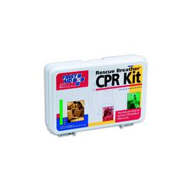 206-Cpr 9Pc Cpr Kit Plastic Case First Aid