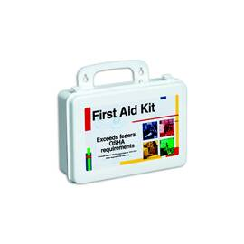 LOGISTICS SUPPLY 223GF 25 Person First Aid Kit- 106 Pieces
