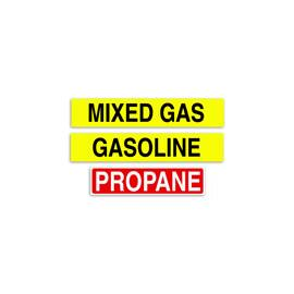 SAFEHOUSE SIGNS INC. P-036-A Diesel Fuel Sign