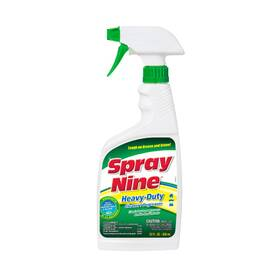 Spray Nine® PA26825 Heavy Duty Cleaner, Degreaser and Disinfectant, 22oz Trigger Spray Bottle
